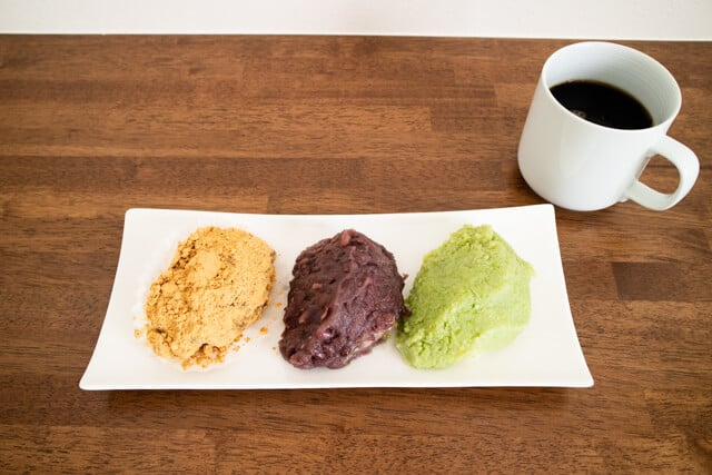 和菓子とコーヒー展5