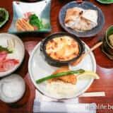 野沢温泉民宿・いけしょうの夕食